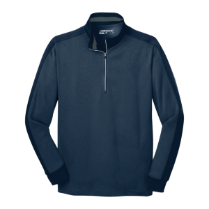 Nike Golf Men's Dri-FIT Half Zip Cover-Up