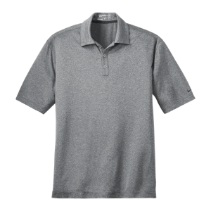 Nike Golf Men's Dri-Fit Heather Polo