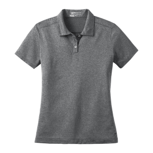 Nike Golf Women's Dri-FIT Heather Polo