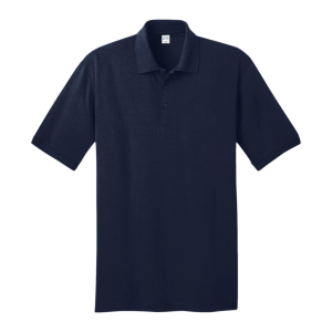 Port & Company 50/50 Polo Shirt