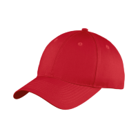 Port & Company Youth Six-Panel Unstructured Twill Cap