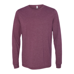 Bella + Canvas Long Sleeve Jersey T-Shirt