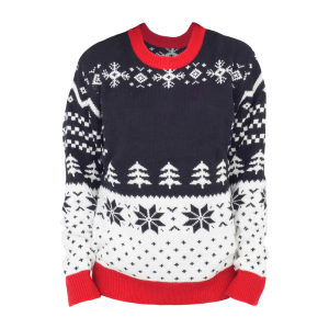 Knitted Ugly Holiday Sweater