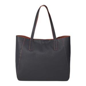 Brooklyn Pebbled Tote