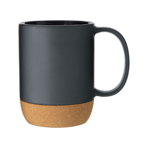 Beck Cork-Bottom Mug (13 oz)