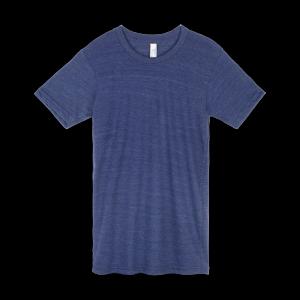 American Apparel Men's Tri-Blend T-Shirt
