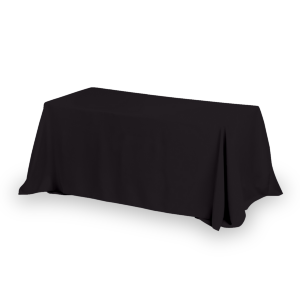 8′ Table Throw Style 4-Sided Table Cover