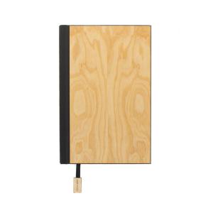"Woodchuck™ Classic Wood Journal (5"" W x 8.44"" H)"