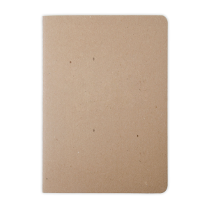 Classic Chipboard Commuter Journal (5″ x 7″)