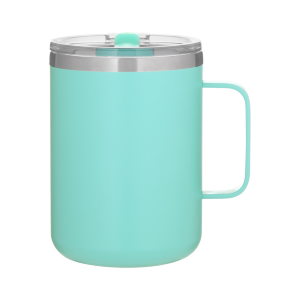 Powder-Coated Camper Mug (16.9 oz)