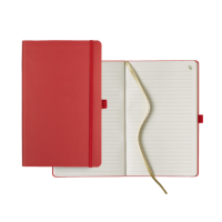 """Appeel® Apple-Scented Notebook (5.25"""" x 8.38"""")"""