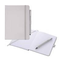 """Vienna Hard Bound Journal & Pen Set (5"""" x 7"""")"""