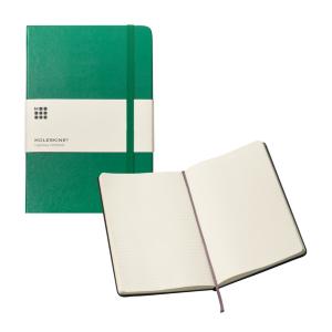 "Moleskine Large Lined Notebook (5"" x 8.25"")"