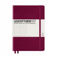 "Leuchtturm1917 Medium Hardcover Notebook (5.75"" W x 8.25"" H)"
