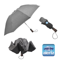 Park Avenue RainAlertz Inversion Umbrella