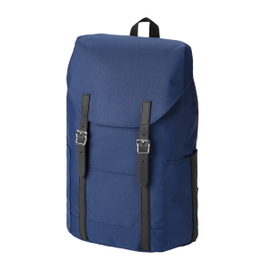 Renew Flip-Top Recycled Backpack