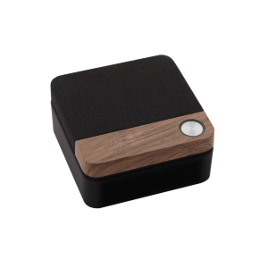 Square Wood Bluetooth Speaker