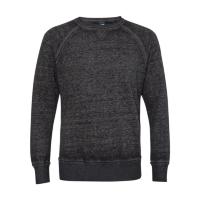 J. America Vintage Zen Fleece Crewneck Sweatshirt (Men's/Unisex)