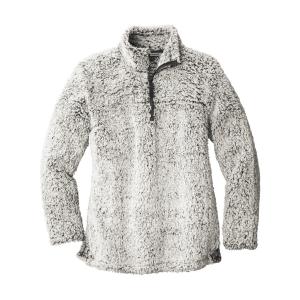 Port Authority Ladies Cozy 1/4-Zip Sherpa Fleece