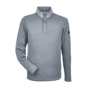 Under Armour Corporate Quarter Snap Up Sweater Fleece (Men's/Unisex)