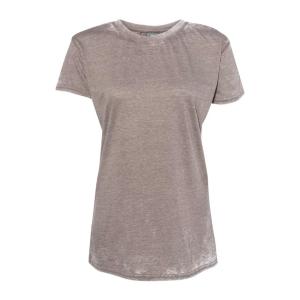 J. America Women's Zen Jersey Short Sleeve T-Shirt