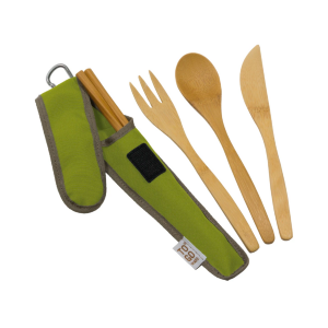 ChicoBag To-Go Ware Bamboo Utensil Set