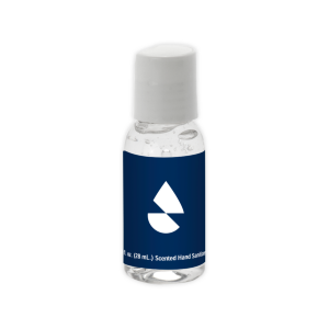 Hand Sanitizer Bottle (1 oz)
