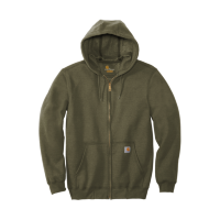 Carhartt Midweight Hooded Zip-Front Sweatshirt (Men's/Unisex)