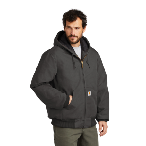 Carhartt Quilted-Flannel-Lined Duck Active Jac (Men's/Unisex)