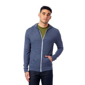 Alternative Eco-Jersey Zip Hoodie (Unisex)