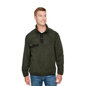 Dri Duck Denali Fleece Pullover (Men's/Unisex)