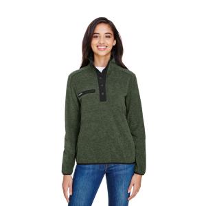 Dri Duck Aspen Fleece Pullover (Women's)