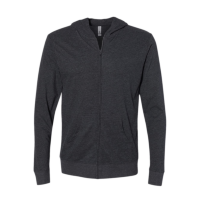 Next Level Sueded Full-Zip Hoodie (Unisex)