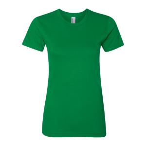 American Apparel Fine Jersey T-Shirt (Women's)
