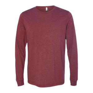BELLA+CANVAS Long Sleeve Jersey T-Shirt (Unisex)