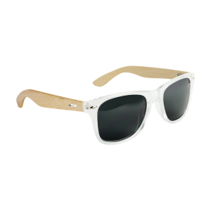 Wood-Stemmed Beach Eyes Sunglasses