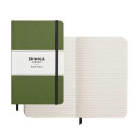 "SHINOLA Medium Hardcover Journal (5.25"" x 8.25"")"