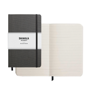"SHINOLA Medium Softcover Journal (5.25"" x 8.25"")"