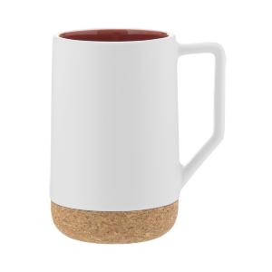 Logan Cork-Bottom Mug (14 oz)
