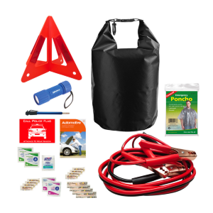 Dry Bag Auto Safety Kit