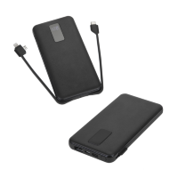 Cables Included 10,000 mAh Power Bank