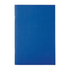 Saddle-Stitched Eco Notebook (6″ x 9″)