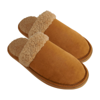 Sherpa Slippers