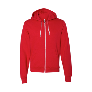 American Apparel Flex Fleece Zip Hoodie (Unisex)