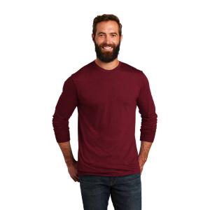Allmade Tri-Blend Long-Sleeve T-Shirt (Men's/Unisex)
