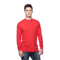 Royal Apparel Organic Long-Sleeve T-Shirt (Unisex)