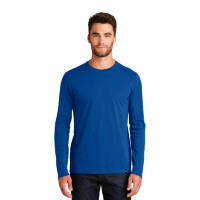 New Era Heritage Blend Long-Sleeve T-Shirt (Unisex)