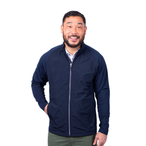 Cutter & Buck Adapt Eco Knit Full-Zip Jacket (Men's/Unisex)