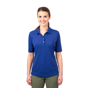 Cutter & Buck Virtue Eco Pique Recycled Polo (Women's)