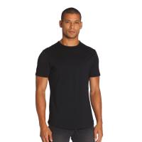 Cuts Clothing Curve-Hem T-Shirt (Unisex)